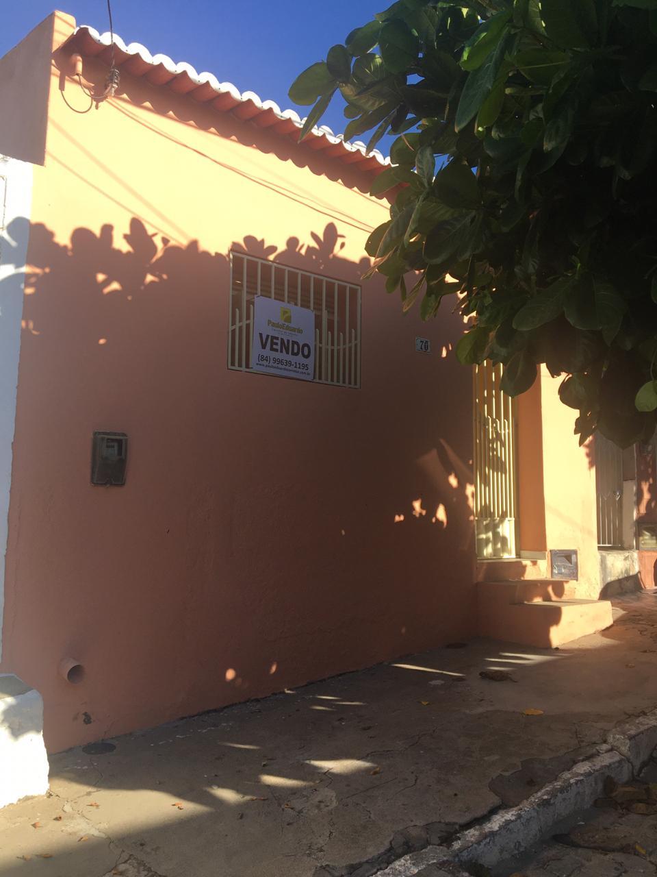 Imóvel residencial na Rua Major Sérvulo, 70